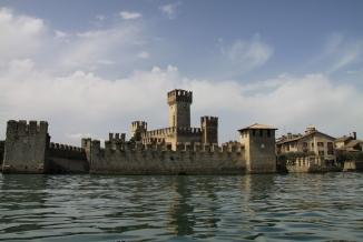 Kashta na voda, Lаgo di Garda, Italy