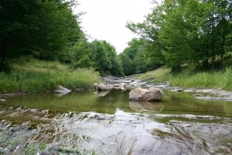 Staroplaninski potok, Bulgaria