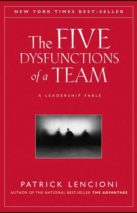 the-5-dissfunctions-of-a-team