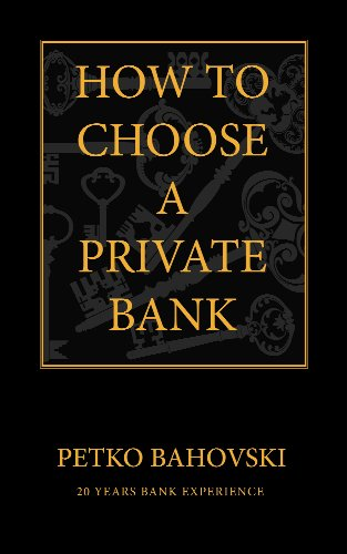 How to choose a private bank